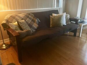 FOR SALE - FUTON AND BASE