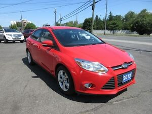 2013 Ford Focus SE Sedan Peterborough Peterborough Area image 6