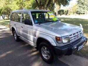 1999 Mitsubishi Pajero 7 Seater AUTOMATIC Wagon Mitchell Gungahlin Area Preview