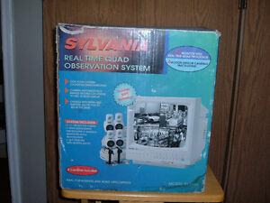 SYLVANIA  security observation system