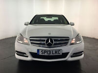 2013 MERCEDES-BENZ C220 EXECUTIVE SE CDI 1 OWNER SERVICE HISTORY FINANCE PX