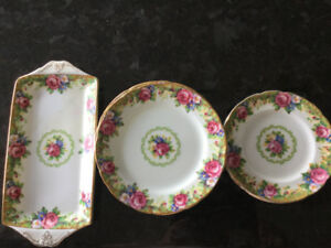 ASSORTED FINE CHINA REGISTERED