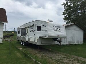2008 Springdale Fifth Wheel by Keystone