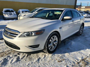 2010 FORD TAURUS SEL-AWD- MINT UNIT WITH REMOTE STARTER