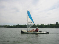 Hobie Mirage i12s gonflable