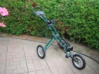 Push cart de golf