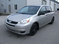 2004 Toyota Sienna FINANCE AVAILABLE AND WARRANTY