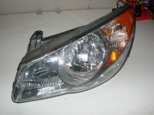 2007 2008 2009 2010 Hyundai elantra OEM LEFT HEADLIGHT