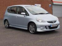 2005/55 Honda Jazz 1.4i-DSI SE Sport, 6 MONTHS COMPREHENSIVE WARRANTY