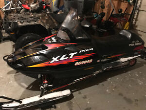 1999 Polaris 600 Triple