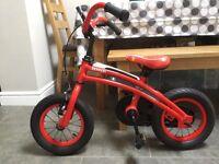 Ferrari CX-10 kids 12inch bike