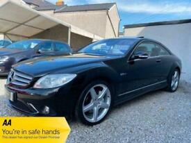image for 2007 MERCEDES CL 500 Auto COUPE Petrol Automatic