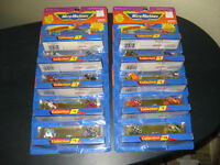 Micro Machines collection Insiders 1 to 10 + 8 more all MIP
