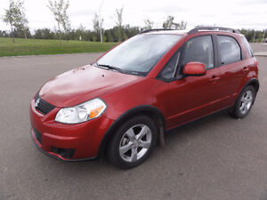 2011 Suzuki SX4 AWD **** LOW LOW KMs *****