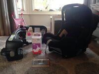 Britax isofix first car seat