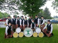 Bagpipe & Drumming Lessons