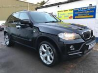 2007 BMW X5 3.0d SE 240ps - Bassalt Black