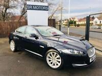 2011 Jaguar XF 2.2TD auto Premium Luxury(FULL HISTORY,WARRANTY)