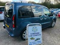 Citroen Berlingo 1.6HDi 90bhp 2014MY 1 OWNER DIESEL WHEELCHAIR ACCESS & RAMP