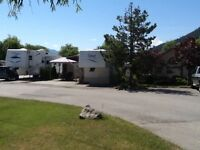 RV LOT IN LAKE COUNTRY FOR RENT