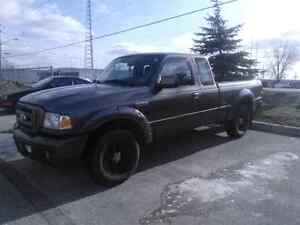 2006 ford ranger sport 2wd auto 3.0l