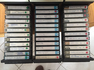 Cassettes 80's Collection