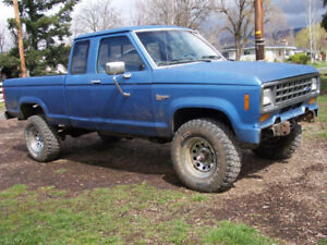 Looking for 1986-87 Ford Ranger Cab