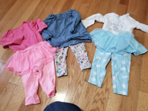 Carter's 6 months outfits