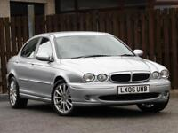 Jaguar X-type S 2.0D DIESEL MANUAL 2006/06