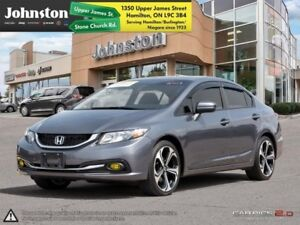 2014 Honda Civic Sedan EX  - Sunroof -  Bluetooth - $67.01 /Wk