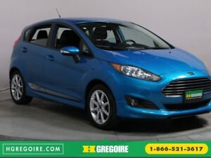 2014 Ford Fiesta SE A/C GR ELECT BLUETHOOT MAGS