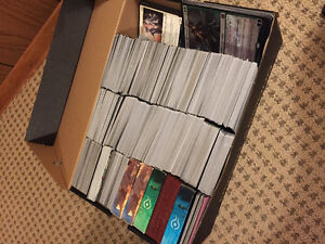 Shoebox of Magic the Gathering cards! MUST GO!