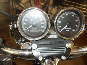 WANTED   a speedo for a harley