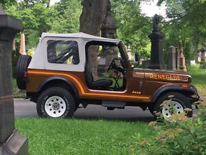 1985 CJ7 Renegade