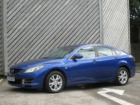 2009/59 MAZDA 6 2.2TD ( 163ps ) TS HATCH - OVER 60+ MPG !!