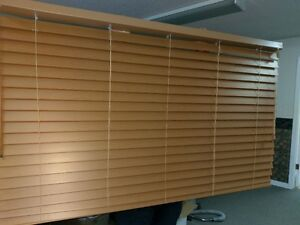 "LEVOLOR ""VISIONS"" FAUX WOOD BLIND"