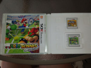 Mario Games for the Nintendo  3DS system