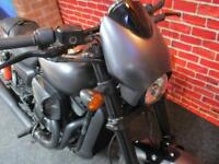 HARLEY DAVIDSON STREET ROD XG 750 A LOW MILEAGE VANCE AND HINES PLUS ALARM