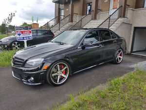 Mercedes Benz C63 AMG SPORT PACKAGE