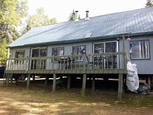 Chalet à vendre Lac Châteauvert