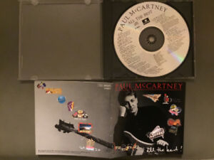 ALL THE BEST! Paul McCartney (1987) CD **Mull of Kintyre**