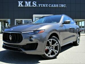 2017 Maserati Levante DRIVING ASSISTANT/  SOLD SOLD