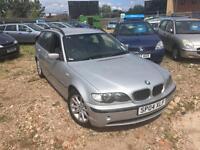 BMW 320 2.0TD 2003MY d ES Touring