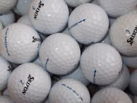 Srixon Soft Feel Golf Balls x 50. A Grade