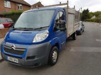 2011 Citroen Relay 2.2Hdi Caged Truck With Tool Box