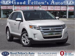 2013 Ford Edge SEL MODEL, LEATHER, BACKUP CAMERA, PAN ROOF, NAV