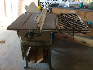 """8"""" Rockwell Beaver Table Saw"""