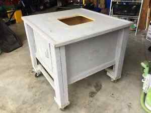 Rolling Table Saw Stand/ Work Bench