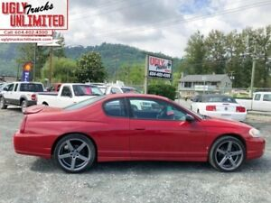 2007 Chevrolet Monte Carlo LT New Rims And Performance Tires