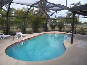 HOUSE TO RENT CAPE CORAL, MEXICO GOLF FLORIDA